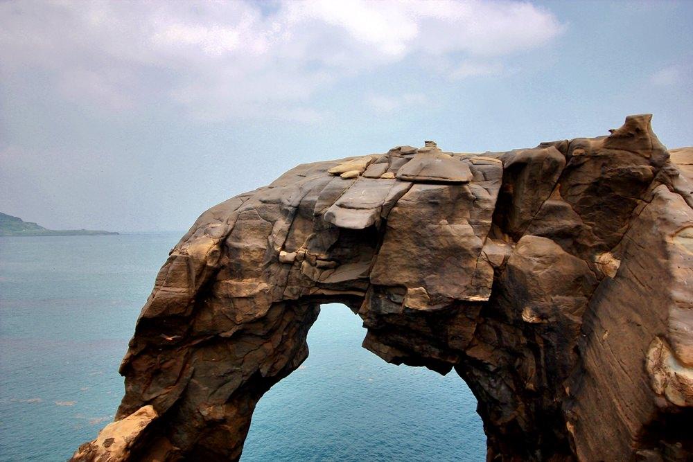 深澳岬角‧象鼻岩包車景點介紹