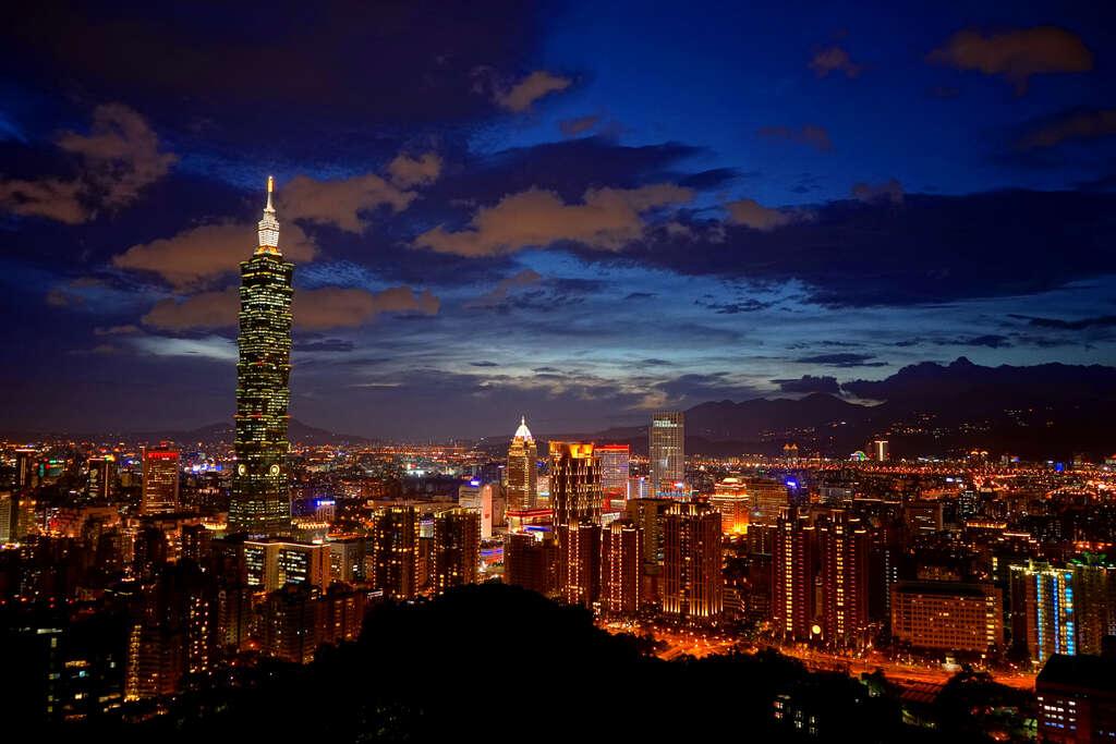 台北101包車旅遊景點推薦