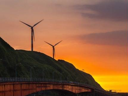 發電風車公園包車景點推薦