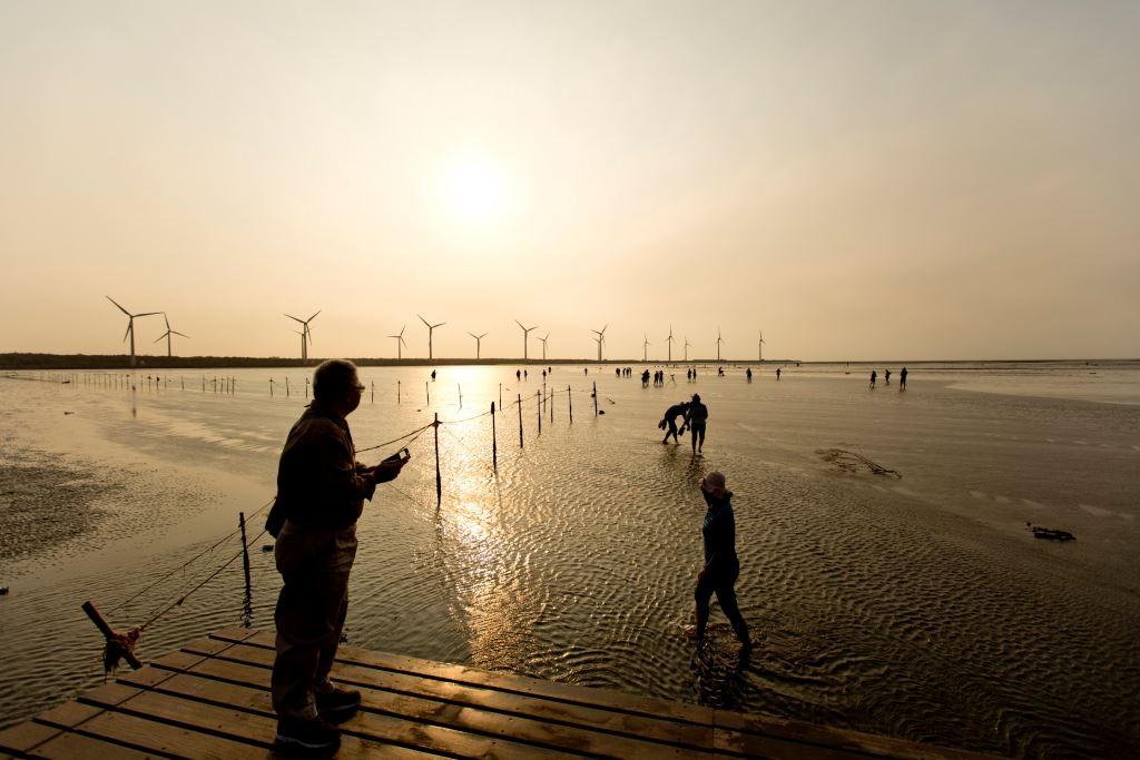 高美濕地 Gaomei Wetland