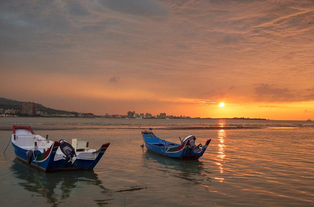淡水,淡水漁人碼頭,淡水黃金水岸,淡水包車