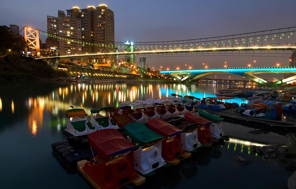 台北碧潭、千島湖、石碇包車旅遊、輕旅行