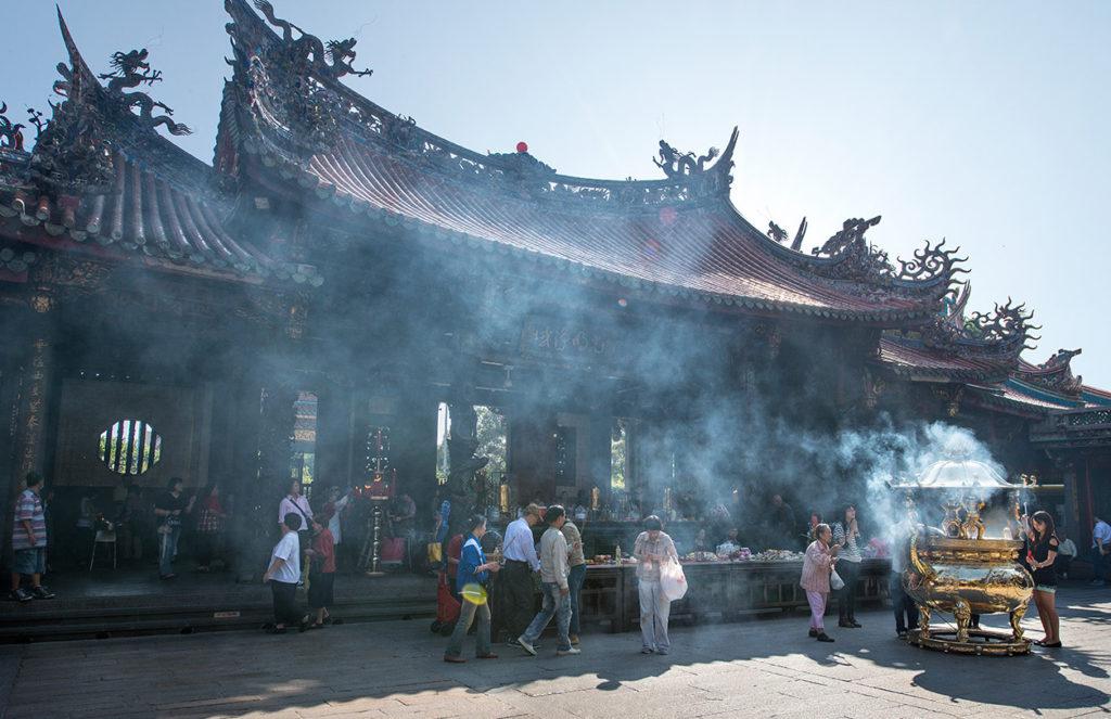 臺北龍山寺 Longshan Temple
