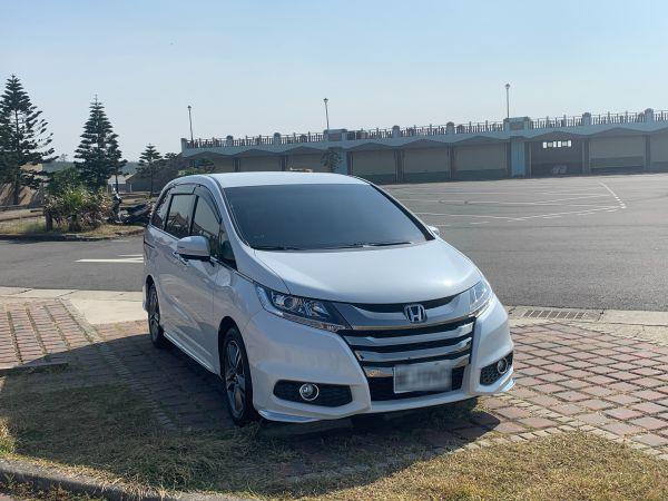Honda odyssey 7人座包車車型