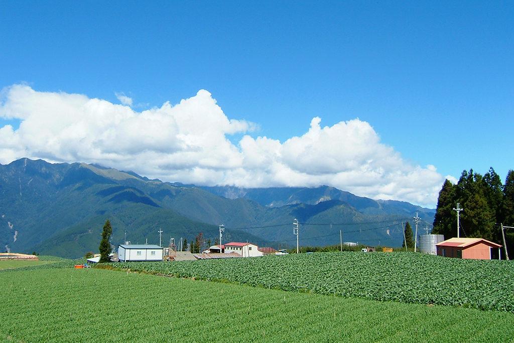 福壽山農場,天池,福壽山