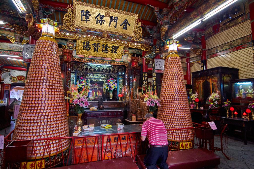 新竹,新竹包車,新竹城隍廟
