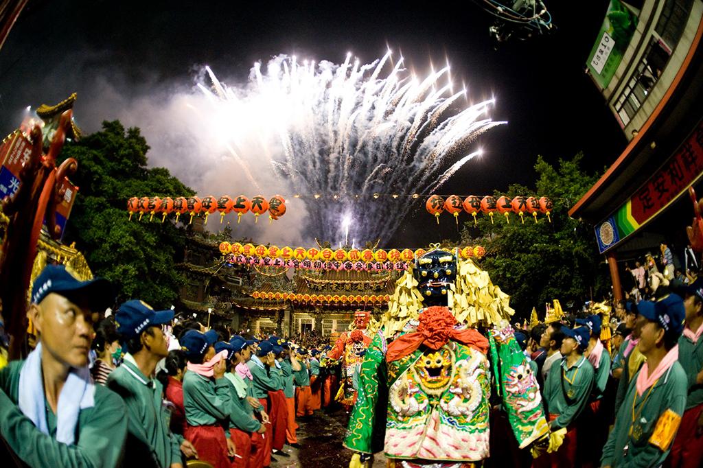 大甲鎮瀾宮,寺廟,媽祖