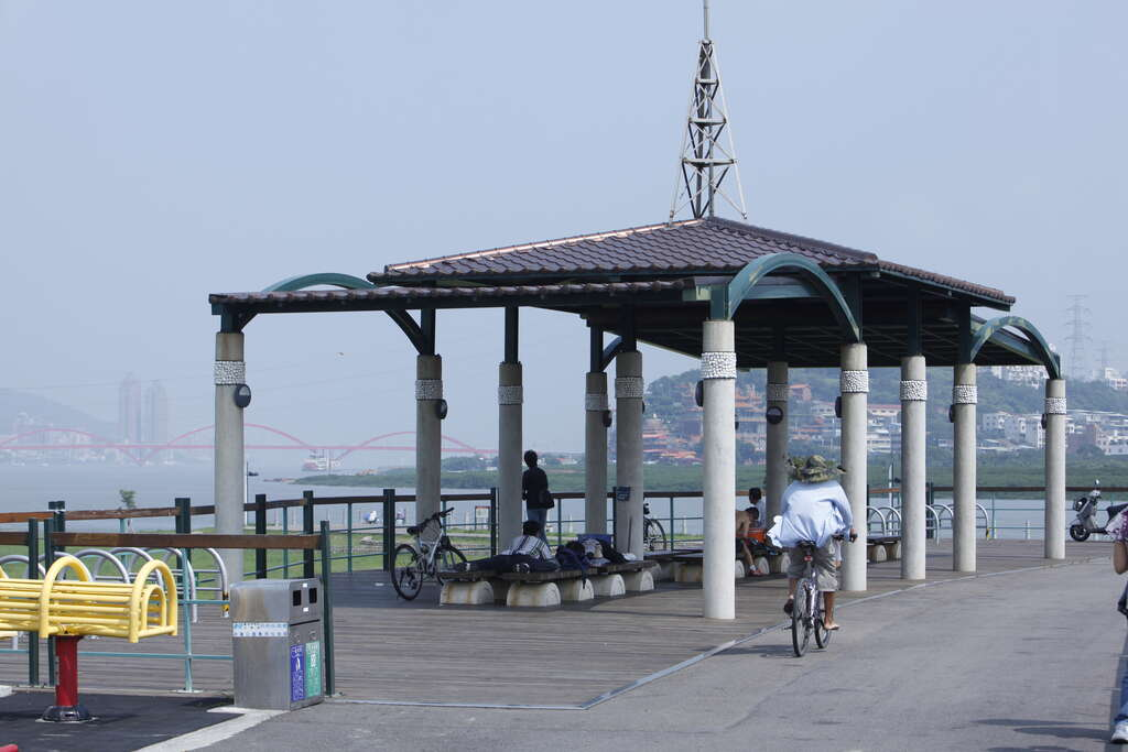社子島島頭公園,台北,台北包車